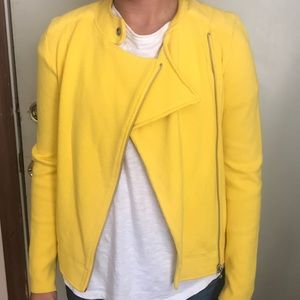 Yellow Ralph Lauren Jacket